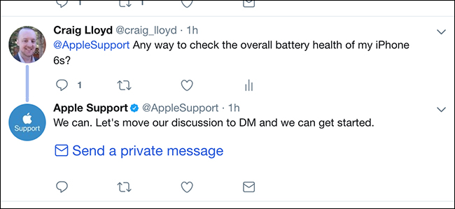 apple support.