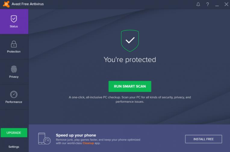 دانلود آنتی ویروس Avast