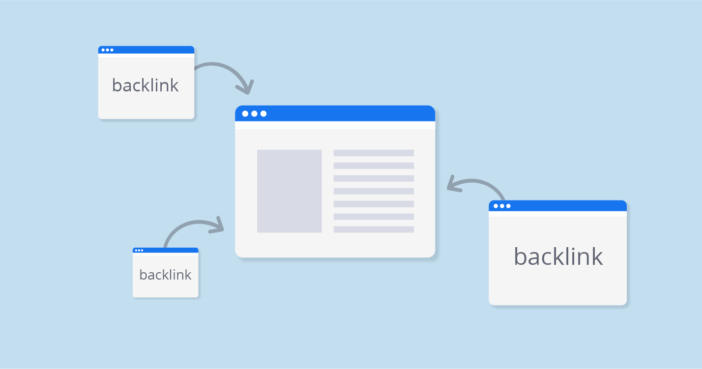 backlinks -لینک به سایت های قدرتمند