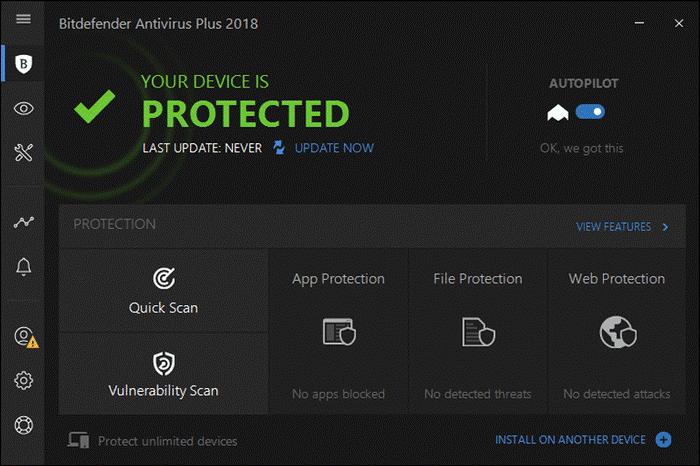 دانلود آنتی ویروس Bitdefender