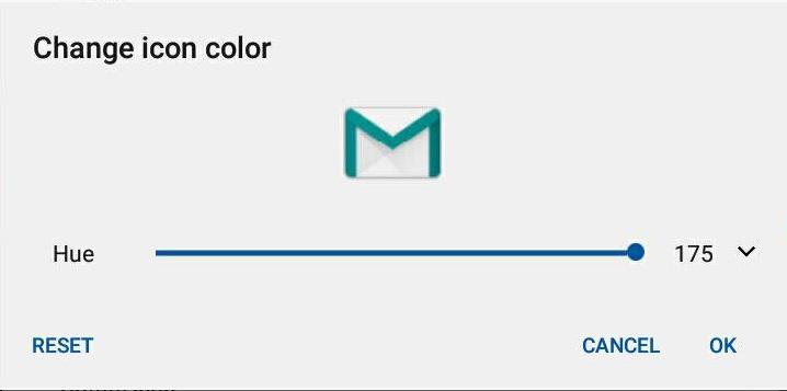 change color.