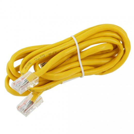 ethernet-cable-yellow