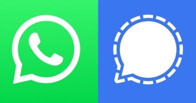 مقایسه سیگنال و واتساپ
