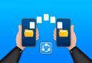 انتقال فایل از اندروید به آیفون با SHAREit
