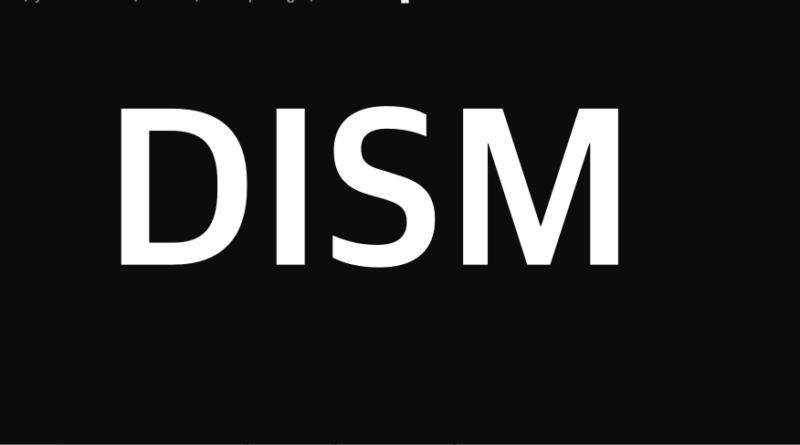 دستور DISM معرفی