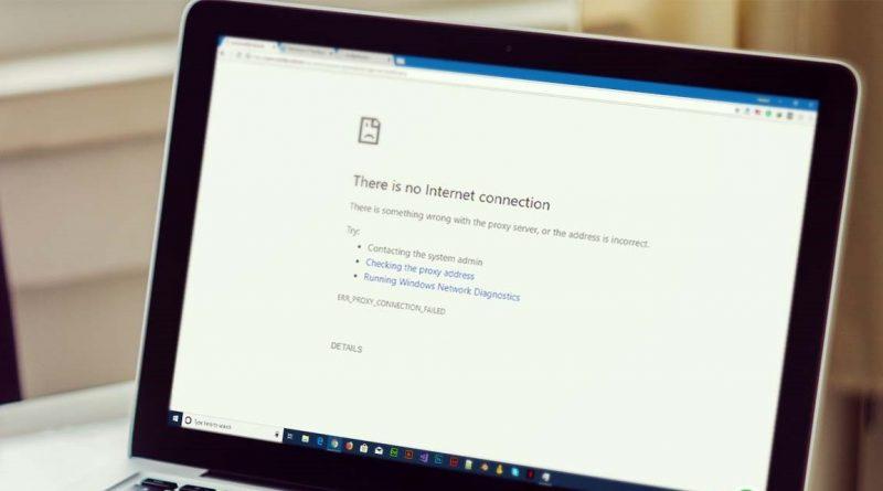 err_proxy_connection_failed