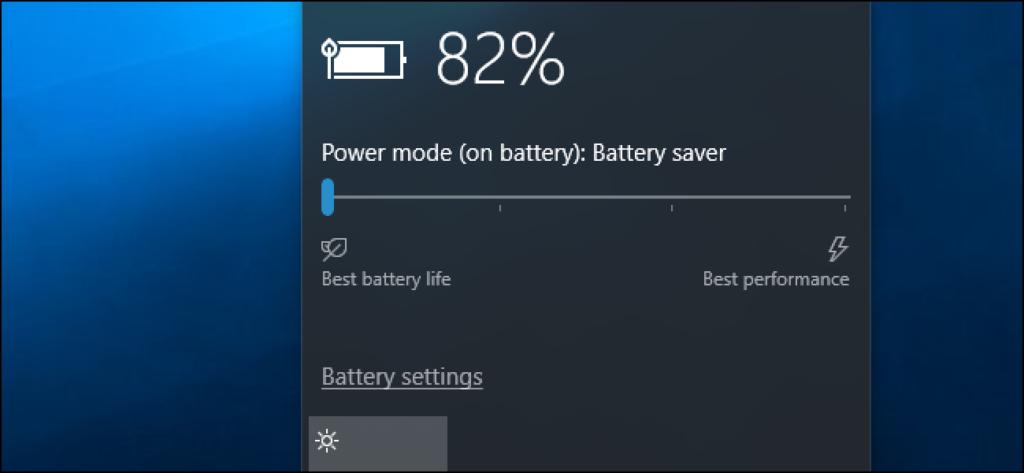 حالت ذخیره باتری