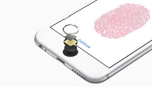 iphone finger print 2