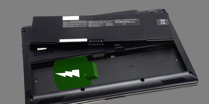 چرا شارژ باتری لب تاب زود تمام می شود ؟