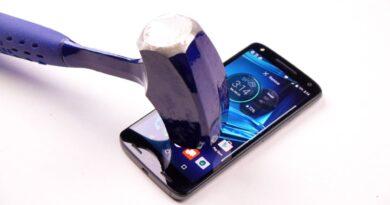سخت ترین گوشی های هوشمند
