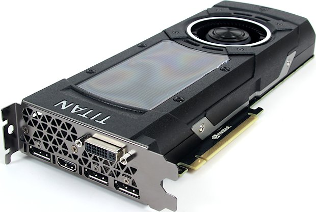 کارت گرافیک - پردازنده گرافیکی GPU